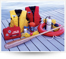 Includes Boats Personal Ocp Boating Equipment Safe
