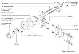 car door latch assembly. Door Locks Latch Parts Entry Lock Diagram Anatomy Car Assembly