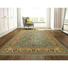 area rugs larger than 8 10 8 x green area rugs rugs the home depot collection oriental design sage green 8 ft 2 in x 9 ft area rugs larger than 8 10