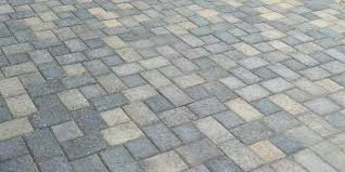 pavers are a beautiful patio material and are about mid range in cost compared to