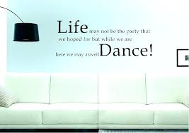 wall decals ballet shoes wall decals r wall decals and text es life wall wall decals
