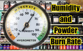 Humidity And Powder Burn Rates What You Need To Know