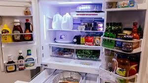 Whirlpool Refrigerator Light Problems You Can Fix These 4 Irritating Fridge Problems Yourself Cnet