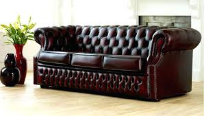 tufted leather sofa ideas for couch design mid century modern tufted leather sofa