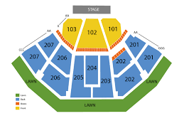 Lakewood Amphitheatre Seating Chart And Tickets Formerly