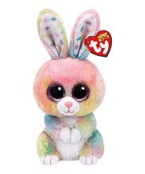 Beanie Boos Bubby The Rainbow Bunny Beanie Boo
