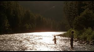 a river runs through it blu ray a river runs through it casts its line on blu ray and hooks a well done dolby truehd 5 1 lossless soundtrack though not a terribly active or engrossing