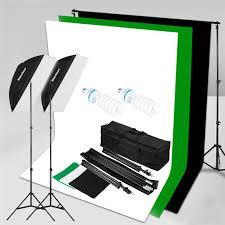 excelvan 1250w studio softbox continuous lighting kit