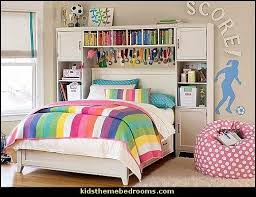 soccer themed bedroom. Exellent Soccer Soccer Themed Bedroom For Girls Sports In T