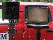 Mercury Chart Recorders Little Kanawha Gas Measurement
