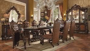 oak dining room sets. ACME Versailles Cherry Oak Dining Room Set (Includes Table And Two Chairs) Sets O