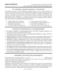 Sales Manager Resume Examples Elegant Marketing Cover Letter Pour