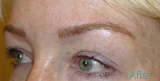 eyebrow microblading blonde hair. blonde eyebrow tattoo microblading hair