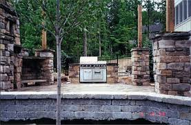 outdoor patio grill and fireplace natural stone yoder ikea usa bedroom lounge decorating ideas