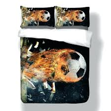 football bedding sets football bedding set sport duvet quilt cover pillow cases twin full queen king double football team bed sheets