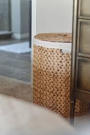hamper basket ideas for basket storage