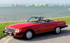 All us models used the 4.5 liter engine, and were called 450 sl/slc. 1987 Mercedes Benz 560sl Pj S Auto World Classic Cars For Sale