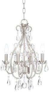 antique nickel chandelier antique nickel crystal chandelier antique brushed nickel chandelier