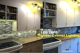 under cabinet lighting no wires. How To Hide Under Cabinet Lighting Introduction Tape No Soldering . Wires N