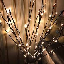Lighting twigs Outdoor Autohigh Pack Warm White Lighted Twig Branches 60 Led Lights Artificial Tree Willow Branches Lamp Amazoncom Amazoncom Autohigh Pack Warm White Lighted Twig Branches 60 Led