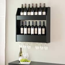 Wall Mount Wine Glass Rack Wood Target Mounted. Ellington Wine Rack And  Glass Holder Wall Shelf Target Uk.