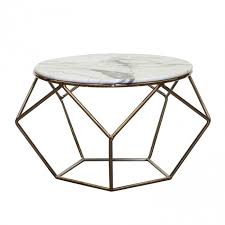 coffee table la belle coffee table rose gold round marble coffee table australia smart