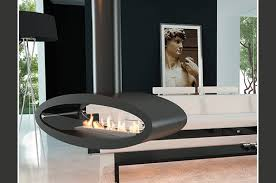 decoflame ceiling mounted ellipse fireplace