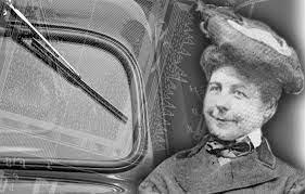 Female Pioneers: Mary Anderson and Charlotte Bridgwood created windscreen  wipers - Denso