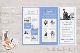 Pages Brochure Templates Format Creative Indesign Business
