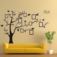 xl family tree photo frame tree wall