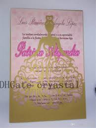Quincenera Invitations Shimmer Laser Cut Quinceanera Invitations Gold Laser Cut Dress Quinceanera Invitation Elegant Quince Sweet Sixteen Shimmer Gold Wedding Invitations