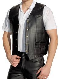 jts 1100 leather waistcoat