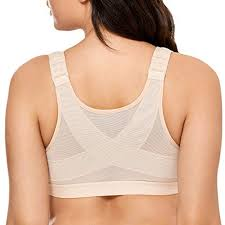 Delimira Bras Size Chart Delimira Women S Full Coverage Front Closure Wire Free