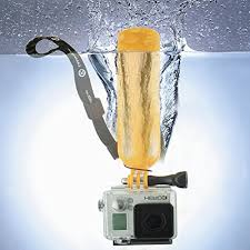 underwater floating bobber handle for action cameras must have