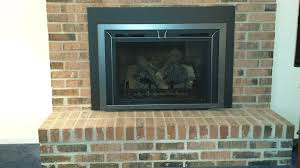 heat n glo sl 750 visualize gas fireplace insert