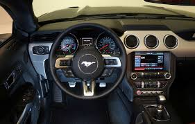 Ford Mustang 2016 Interior Images - Best Accessories Home 2017