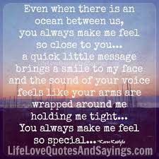 Quick I Love You Quotes Inspiration Special I Love You Quotes You Always Make Me Feel So Special 48