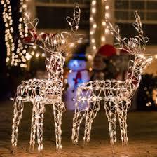Outdoor Christmas Light Displays