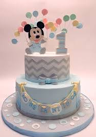 Baby Mickey Mouse Baby Shower  Baby Shower IdeasBaby Mickey Baby Shower Cakes