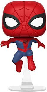 <b>POP</b>! Bobble: Marvel: <b>Spider</b>-<b>Man</b>: Into the Spider-Verse: Spider ...