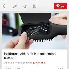 hair brush organizer. Plain Hair To Hair Brush Organizer
