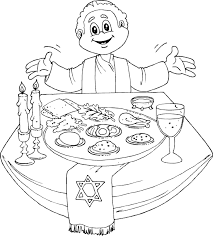 Small Picture Passover Coloring Pages Printable download free printable