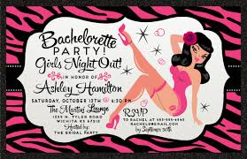 bachelorette party invite how to create bachelorette party invitations all invitations ideas