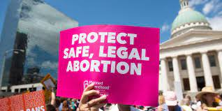 Abortion Bans Strip People of Their Human Rights. Here's Why We Must Stand In Solidarity Against Them   Time