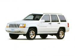 Jeep Grand Cherokee 1998 Wheel Tire Sizes Pcd Offset