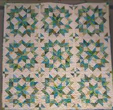 Make beautiful quilts like this one with @AccuQuilt. GO! Cutters ... & Make beautiful quilts like this one with @AccuQuilt. GO! Cutters and Dies  cut Adamdwight.com