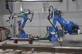 welding robot r2 yaskawa mot hp20d equipped the wire feed welding robot r2 yaskawa mot hp20d equipped the wire feed unit and the