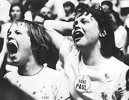 Risultati immagini per folla concerto Beatles no copyright
