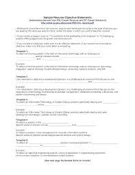See Resumes Free Job Objectives Resume Sample Professional Resume Free Resume