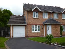 3 bedroom semi detached house in larch drive stanwix